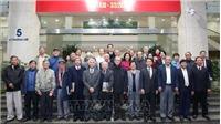Đảng ủy TTXVN tổ chức lễ mít tinh kỷ niệm 90 năm Ngày thành lập Đảng