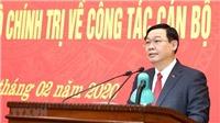 Thường trực Ban Bí thư phát biểu về việc bổ nhiệm Bí thư Thành ủy Hà Nội
