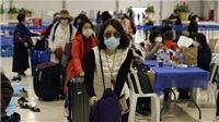 Dịch COVID-19: Thực hiện cách ly hành khách từ Hàn Quốc nhập cảnh vào Việt Nam