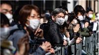 Dịch COVID-19: Nhật Bản lần đầu tiên nâng mức độ cảnh báo với toàn thế giới