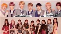 BTS dẫn đầu Top 5 nghệ sĩ K-pop nổi tiếng nhất trên Youtube theo Google