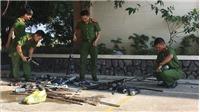 Xử lý nghiêm các vi phạm về đốt pháo, sử dụng các loại vũ khí tự chế