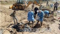 Phát hiện 158 thi thể trong hố chôn tập thể tại Iraq