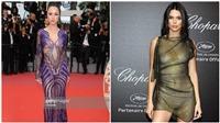 Vũ Ngọc Anh đọ độ 'hở bạo' với các sao nữ thế giới trên thảm đỏ LHP Cannes