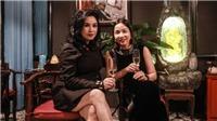 Tất bật làm tour xuyên Việt, Mỹ Linh vẫn đến mừng sinh nhật Thanh Lam