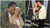 Tái hợp trong 'Mamma Mia 2', Amanda Seyfried tiết lộ chồng ghen với người cũ Dominic Cooper