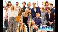 Bộ phim ca nhạc 'Mamma Mia 2' chính thức trở lại