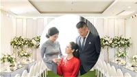 Đám cưới Tú Anh - Gia Lộc: Những hình ảnh đầu tiên tại lễ đón dâu