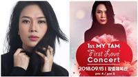 VIDEO: Mỹ Tâm sẽ là nghệ sĩ Việt Nam đầu tiên tổ chức concert riêng ở SVĐ quy mô gần 1 vạn người tại Hàn Quốc