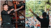 VIDEO: Hàng trăm khán giả bị thu hút khi Tuấn Hưng hát giữa phố đi bộ Hồ Gươm