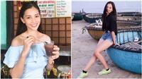 'Gục ngã' trước những hình ảnh đời thường đáng yêu của Trần Tiểu Vy - Tân Hoa hậu Việt Nam 2018
