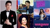 Showbiz 'hot' trong ngày: Quyền Cục trưởng Cục NTBD lên tiếng về MV 'tục'; Dương Triệu Vũ xin lỗi 'nhạn trắng Gò Công'