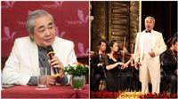 'Hãy đến với anh' sẽ gói trọn 50 năm ca hát của NSND Quang Thọ