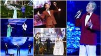 Đêm nhạc 50 năm ca hát NSND Quang Thọ: Trầm hùng, lãng mạn và sự giao hòa của hai thế hệ