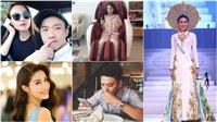 Showbiz 'hot' trong ngày: Nhã Phương lộ bụng bầu; Diễm My 9x yêu 'tình cũ' Huyền My?