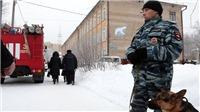Sơ tán trường học tại Nga sau đe dọa đánh bom