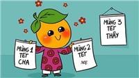 Những món quà và lời chúc ý nghĩa dành cho thầy cô nhân 'mùng 3 Tết thầy'