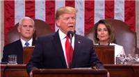 Tổng thống Mỹ đọc Thông điệp Liên Bang lần thứ hai