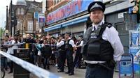 4 ngày, liên tiếp 5 vụ tấn công bằng dao tại thủ đô London Anh