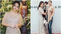 Huyền Lizze đưa con trai kháu khỉnh đi sự kiện, Phạm Quỳnh Anh ngày càng đẹp rạng ngời