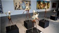 Tọa đàm về mỹ thuật châu Á đương đại: Đưa họa sĩ gần hơn với nhà sưu tập và thị trường nghệ thuật