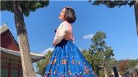 Thái Thùy Linh 'hoá' phi tần trong cung cấm Hàn Quốc