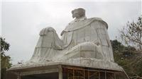 Sẽ tháo dỡ tượng Bà Chúa Xứ xây dựng trái phép trên Núi Sam, An Giang