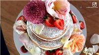 VIDEO: Bán đấu giá bánh cưới hoàng gia Anh