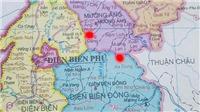 Xảy ra động đất cường độ 4,1 độ richter tại Điện Biên