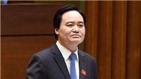 Bộ trưởng Bộ GD&ĐT chỉ đạo gấp việc rà soát chất lượng GS, PGS