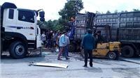 Tai nạn giao thông liên hoàn làm 6 người thương vong