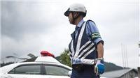 Nổ súng hạ gục đối tượng tấn công bằng dao ở Nhật Bản