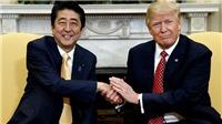Lãnh đạo Nhật-Mỹ nhất trí gặp nhau trước thềm hội nghị thượng đỉnh Mỹ-Triều