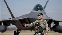 Gần 10 máy bay chiến đấu của Mỹ tới Hàn Quốc để tham gia cuộc tập trận chung