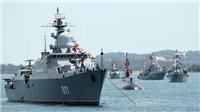 Hải quân Việt Nam tham gia cuộc diễn tập Komodo 2018 tại Indonesia