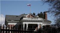 Vì sao Mỹ gỡ quốc kỳ của Lãnh sự quán Nga trong đêm tối?