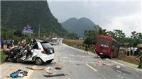 Vụ tai nạn giao thông nghiêm trọng trên Quốc lộ 20: Xác định danh tính các nạn nhân