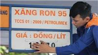 Từ 15 giờ ngày 21/2, giá bán xăng RON 95 giảm tổi thiểu 400 đồng