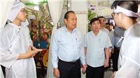 Phó Thủ tướng Trương Hòa Bình: Bài học cho cả nước về an toàn nhà chung cư