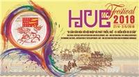 Đồ họa: 9 chương trình và lễ hội chính Festival Huế 2018