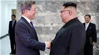 Tổng thống Hàn Quốc thông báo kết quả cuộc gặp với nhà lãnh đạo Triều Tiên