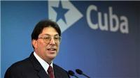 Cuba cảnh báo Mỹ làm tăng nguy cơ tái sử dụng vũ lực ở Mỹ Latinh