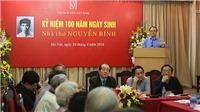 Nam Định nên 'phục dựng không gian thơ', còn Hà Nội nên đặt tên đường Nguyễn Bính