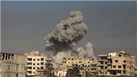 Mỹ tung ảnh vệ tinh chứng minh huỷ diệt nặng nề mục tiêu Syria