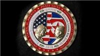 Nhà Trắng vẫn phát hành đồng xu kỷ niệm bất kể hội nghị thượng đỉnh Mỹ-Triều bị hủy