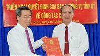 Miễn nhiệm chức vụ Phó Chủ tịch UBND TP.HCM và tỉnh Bạc Liêu