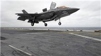 Mỹ lặng lẽ điều tàu sân bay chở F-35 tới Thái Bình Dương để làm gì?