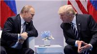 Ngoại trưởng Nga-Mỹ điện đàm chuẩn bị cho thượng đỉnh Trump-Putin