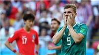 Nhật ký WORLD CUP bằng thơ: Đức bị loại, nỗi đau từ Kazan còn đau đến bao giờ?