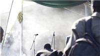 Vật thể lạ phát nổ chỉ cách vài cm, Tổng thống Zimbabwe may mắn thoát nạn